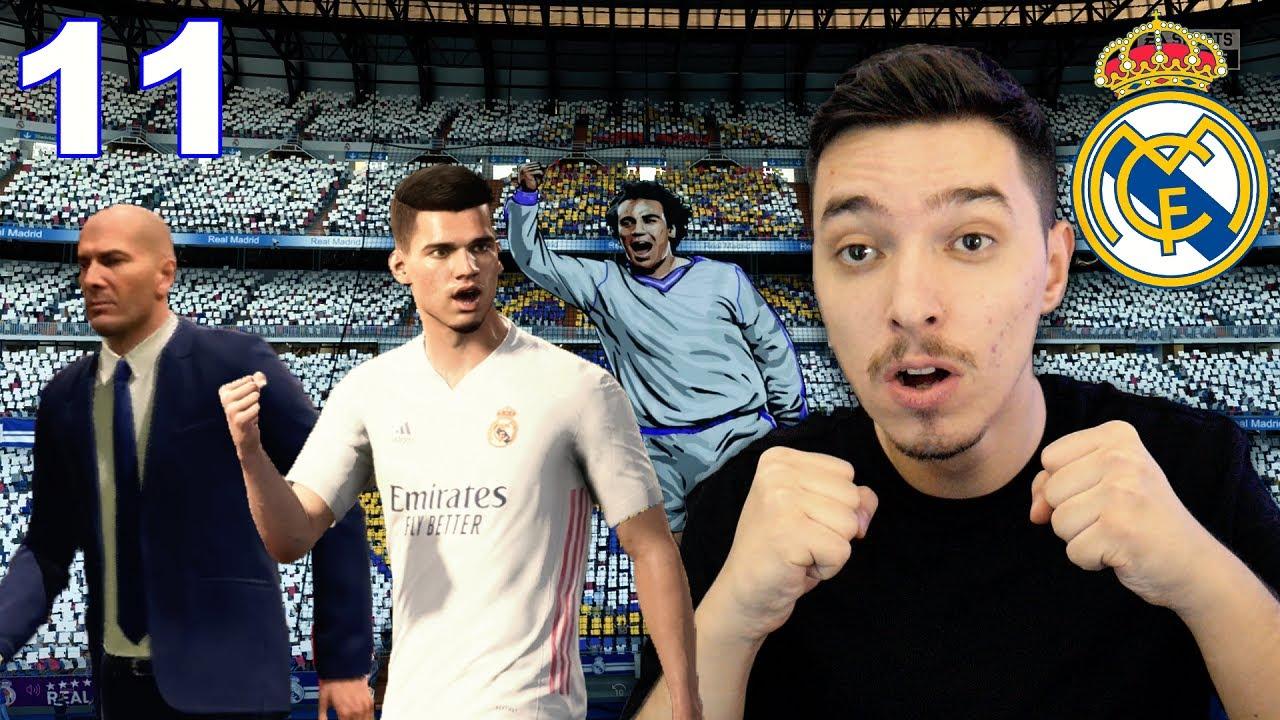 HAGI DEBUT DE SENZATIE LA REAL MADRID !!! MECIURI IN LA LIGA SI UCL! FIFA 21 ROMANIA