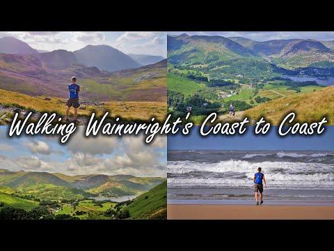 Walking Wainwright's Coast to Coast with Contours Walking Holidays