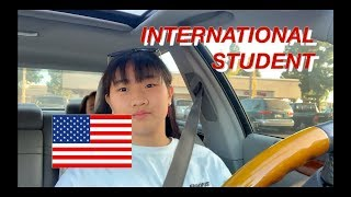 A DAY OF AN INTERNATIONAL STUDENT IN THE US !!