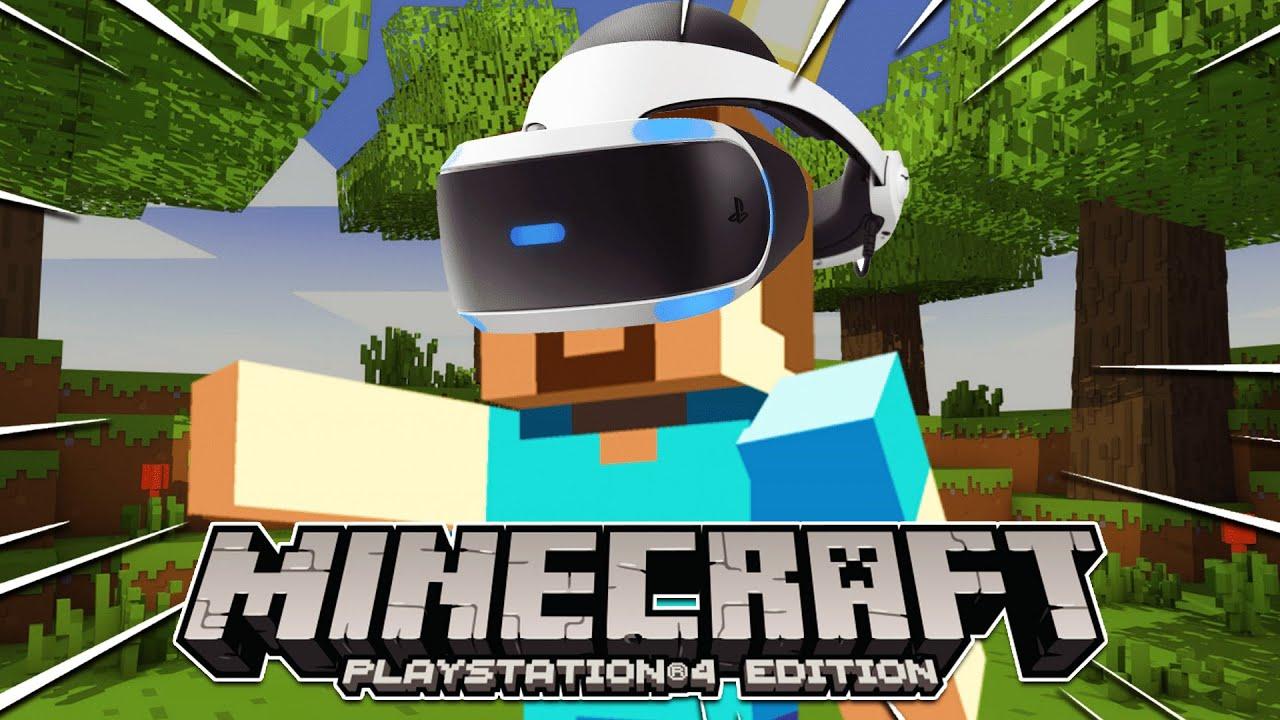 Minecraft PS11 & das neue VR Update.. (Minecraft News)