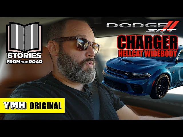 Thanksgiving in the Dodge SRT Charger Hellcat Widebody | Stories From The Road