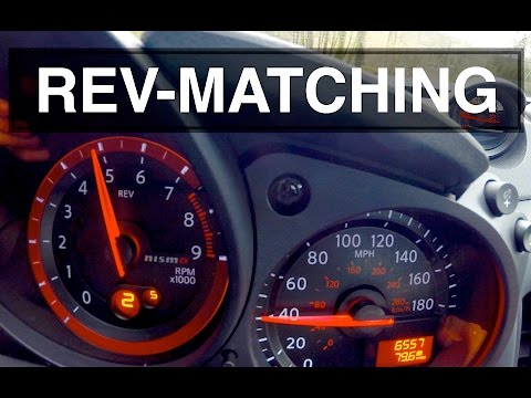 What Is Rev Matching?