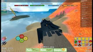 roblox dinosaur simulator ave tu ra de dois gigas ep 3