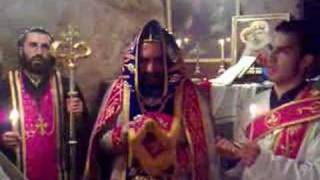 Holy mass in Aramaic - Jerusalem 5