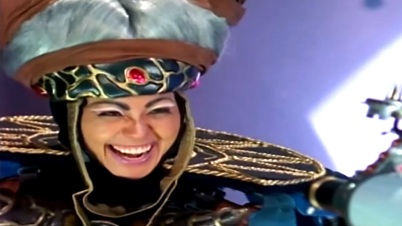Download Ninja Quest, Part I   Mighty Morphin   Full Episode   S03   E04   Power Rangers Official