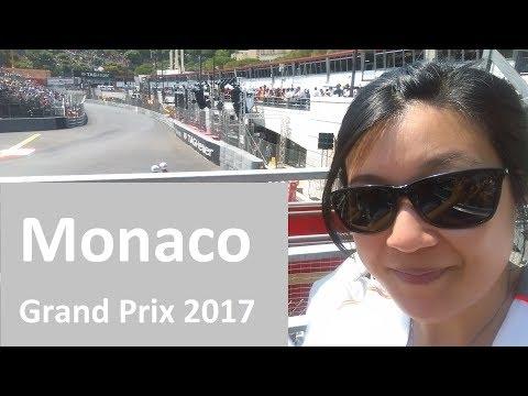 MONACO F1 GRAND PRIX 2017 | Grandstand Tribune L Low Row A | Yuenny Lam