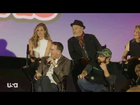 Psych: The Movie  PsychTheMovie Panel at Los Angeles