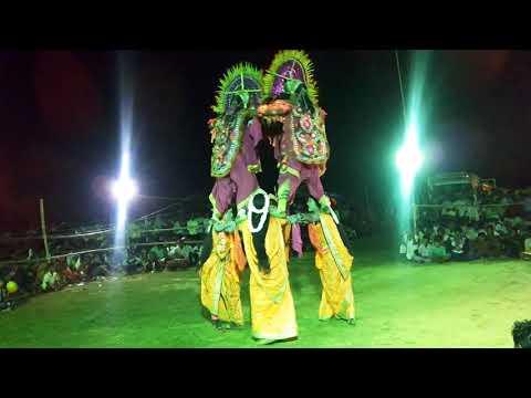 Chhau Dance at Keliya Dabar || Purulia...