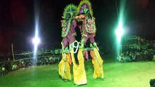 Chhau Dance at Keliya Dabar    Purulia Chhau Dance Party    Best Chhau Nach