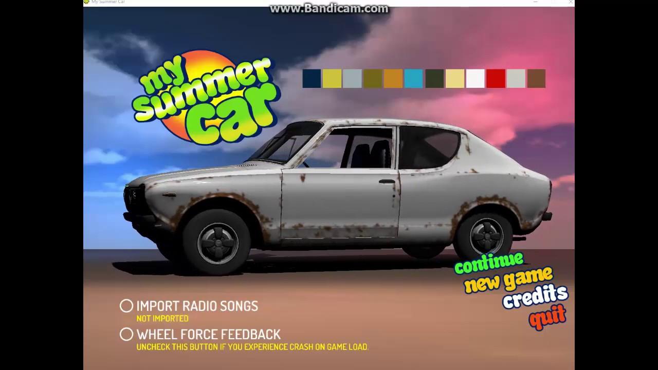 мод на бессмертие в my summer car