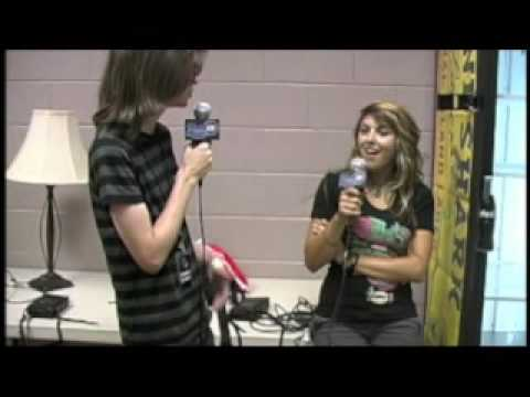 Interview with Sierra Kusterbeck of VersaEmerge