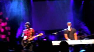 Brian McKnight with sons BJ and Niko - The Rest Of My Life (live)