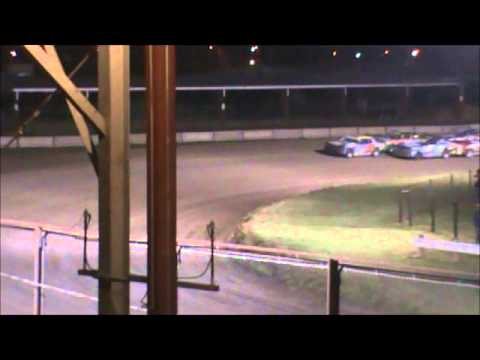 Kenney MotorSports 30PK 8/11/13 Dawson County Raceway- Lexington NE