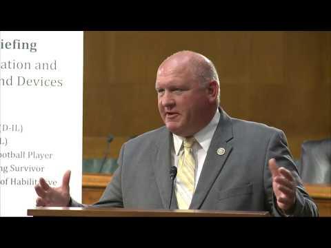 Rep. Glenn Thompson (R-PA) Discusses the Value of Rehabilitation