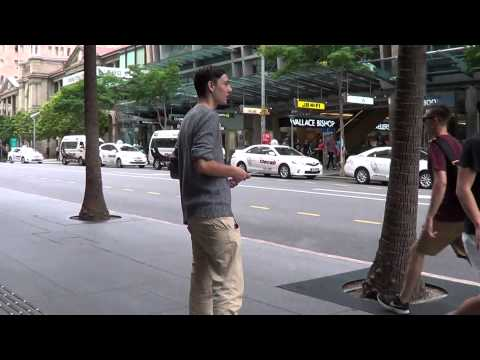Street Dawah || New Convert Jakh Samir In Action