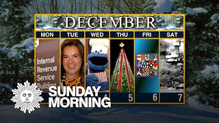 Calendar: Week of December 2