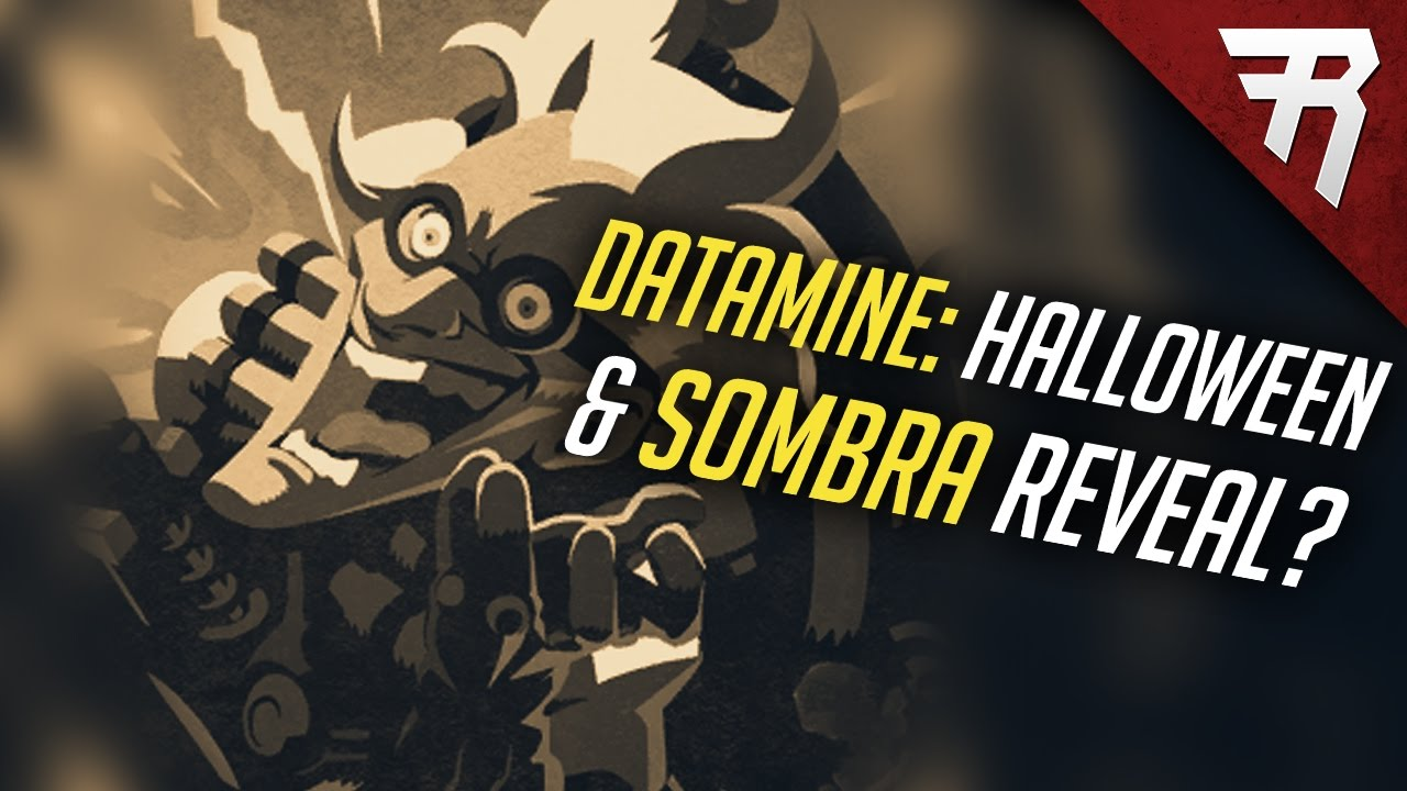 Sombra reveal leak? Release date soon? Halloween event datamine ...