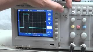 Цифровой осциллограф Tektronix TDS2022C(, 2016-04-06T11:53:31.000Z)