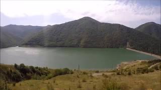 Зонкарское водохранилище. Южная Осетия-Алания.