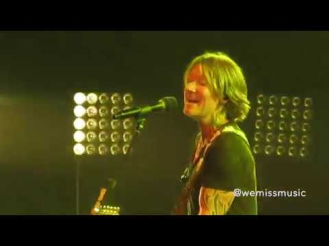 Keith Urban - But For The Grace Of God, Texas Time & Horses (Live In Sydney, Australia - 25/1/2019)