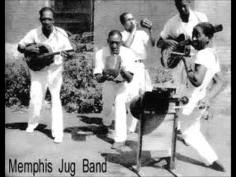 Memphis Jug Band - She Stays Out All Night Long