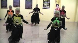 Ains Seni Tari Serumpun - Sesi Latihan TARIAN ARAB