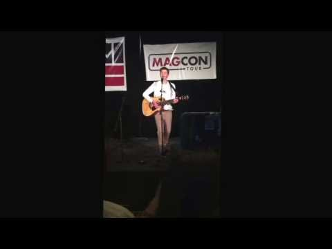 Shawn Mendes - Sweater Weather (cover) Magcon Tour DC