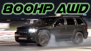 NASTY 800hp AWD Jeep!!