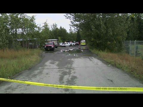 Five Children Dead In Alaska Trailer Park Blaze