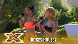 A-Star: Young FUTURE Stars Aaliyah & Acacia K SMASH IT & Amaze Everyone! | The X Factor UK 2018