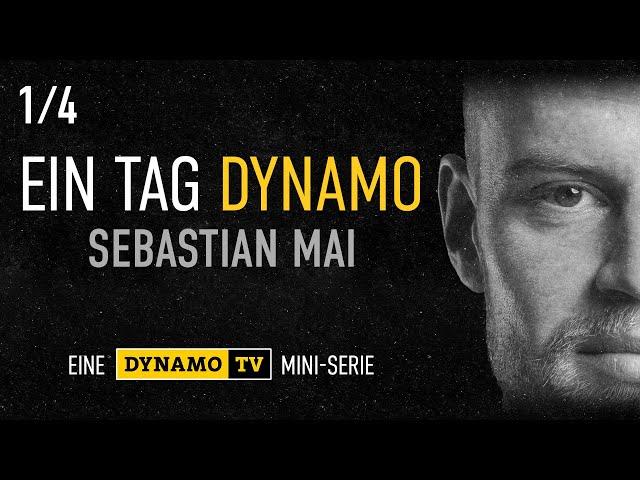 Ein Tag Dynamo | Folge 1 | Sebastian Mai