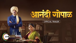 Anandi Gopal | Official Trailer | The Journey Of Anandibai Gopalrao Josh | Streaming Now On ZEE5