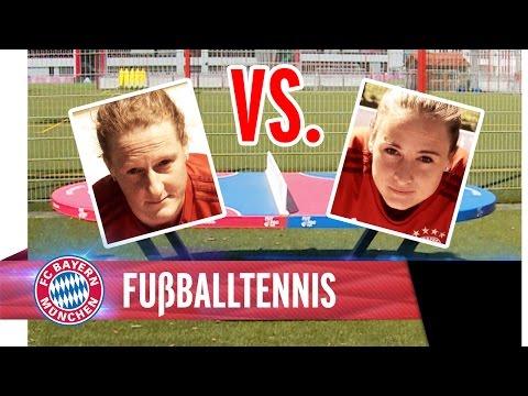 FCB-Frauen | Fußballtennis-Challenge
