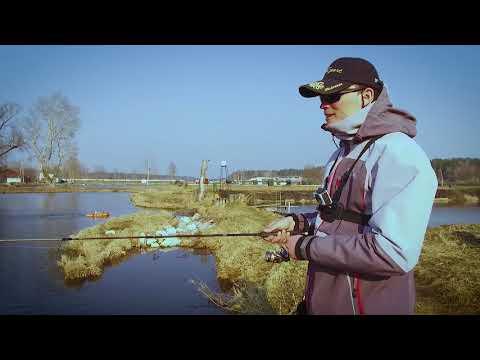 """Рыбалка на """"Гжелке"""". Ловля щуки на спиннинг"""