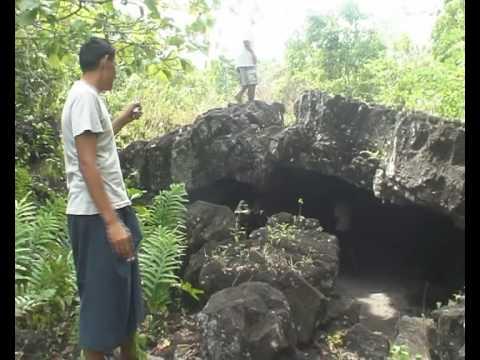 House Of Rock - Falealupo, Savaii - Samoa