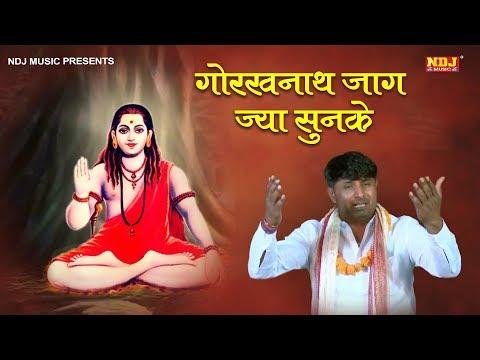गोरखनाथ जाग ज्या सुनके # Vinod Bhati #Devotional Song # Jaharveer Goga Ji Bhajan 2018  # NDJ Music