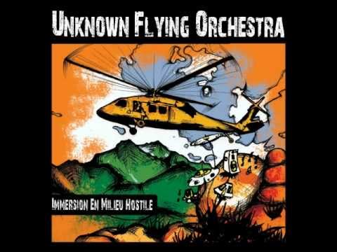 UNKNOWN FLYING ORCHESTRA - Nos faces