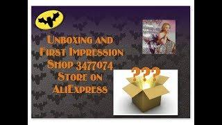 Diamond Painting Unboxing - Pumpkin Girl - Shop 3477074 Shop on AliExpress