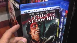 Horror Blu-Ray Collection Overview: Part 4 (Arrow, Blue Underground, Full Moon, Troma ect...)