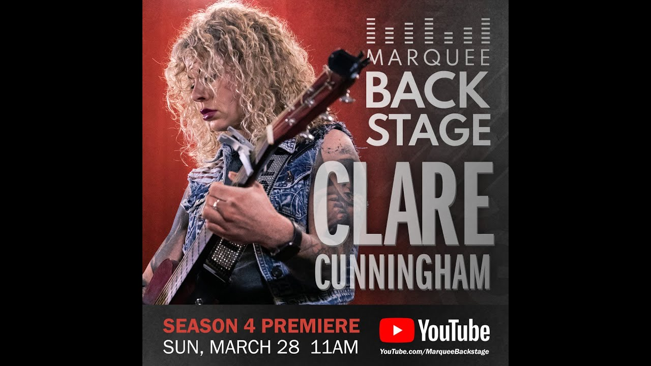 Clare Cunningham shares her journey and performs for Marquee Backstage (S4, E1)