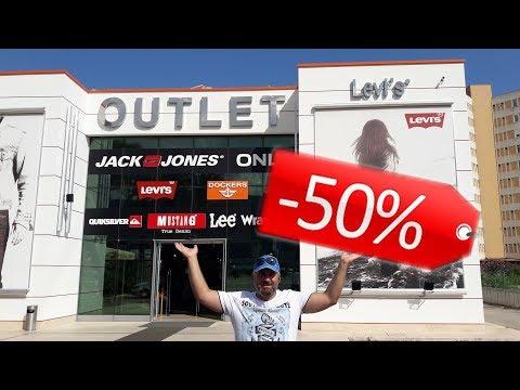 Цены на одежду в Турции // Обзор магазина Outlet