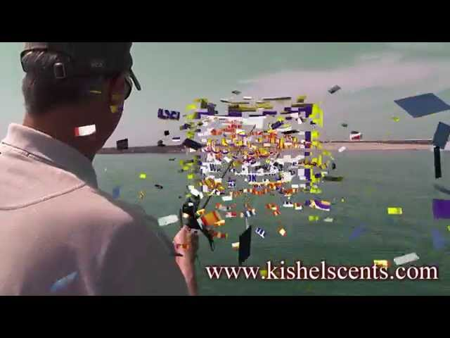 Kishels Fishscent  On Smallmouth  Bass