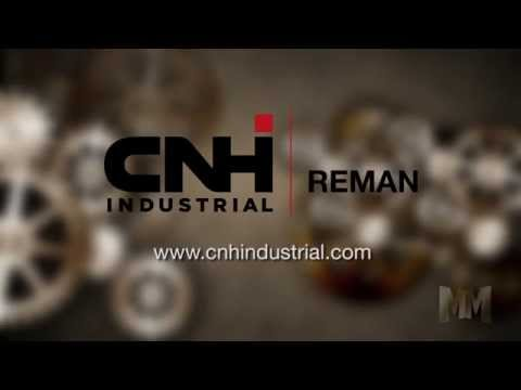 Manufacturing Marvels   CNH Industrial Reman for CASE Construction