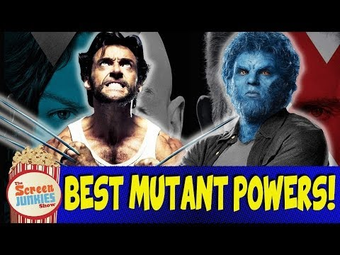 Best Mutant Powers!