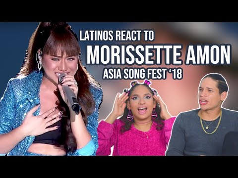 Waleska & Efra react to Morissette Amon - 2018 ASIA SONG FESTIVAL | REVIEW / REACTION from YouTube · Duration:  19 minutes 13 seconds