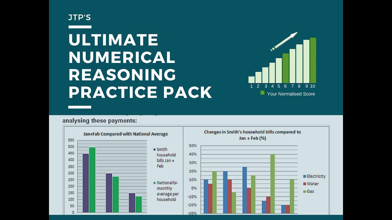 Jobtestpreps ultimate numerical reasoning practice pack youtube jobtestpreps ultimate numerical reasoning practice pack ccuart Image collections