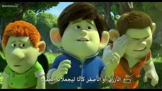 كرتون بياض الثلج (أحمر الحذاء) الحلقه 1 مترجم بالعربي روعه 😍😍