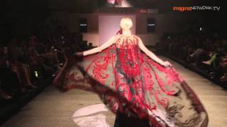 Michael Cinco's Collection at FID Fashion Weeks 2013