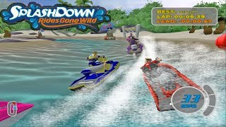 PCSX2 Emulator 1.5.0-2120 | Splashdown: Rides Gone Wild [1080p HD] | Hidden Gem Sony PS2