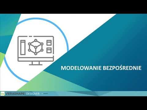 DESIGNER | System CAD – Modelowanie bezpośrednie - webinar cz.1